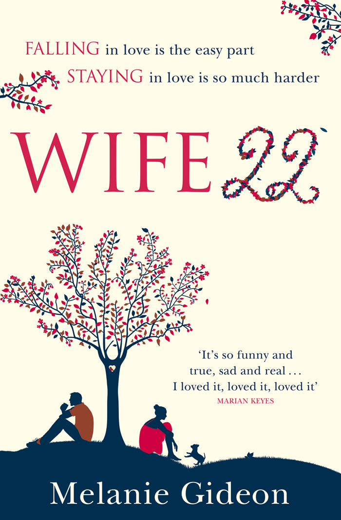 Melanie Gideon Wife 22 american wife