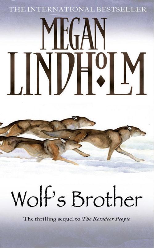 Megan Lindholm Wolf's Brother брюки sara lindholm klingel цвет фиолетовый