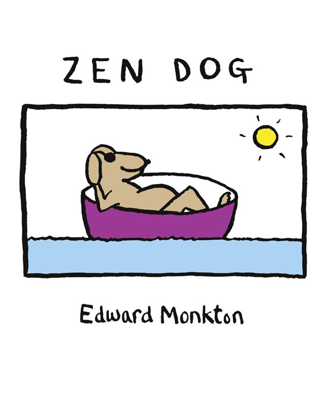 Edward Monkton Zen Dog zen essence
