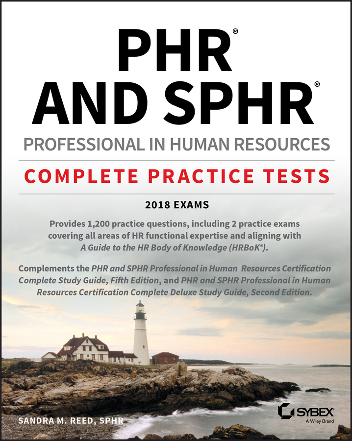 Фото - Sandra Reed M. PHR and SPHR Professional in Human Resources Certification Complete Practice Tests. 2018 Exams gre for dummies with online practice tests