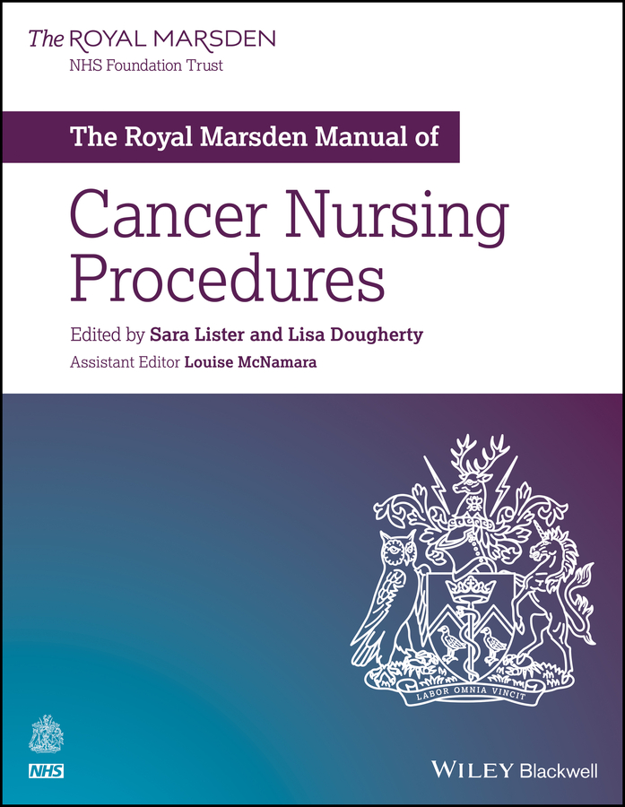 Lisa Dougherty The Royal Marsden Manual of Cancer Nursing Procedures casting procedures