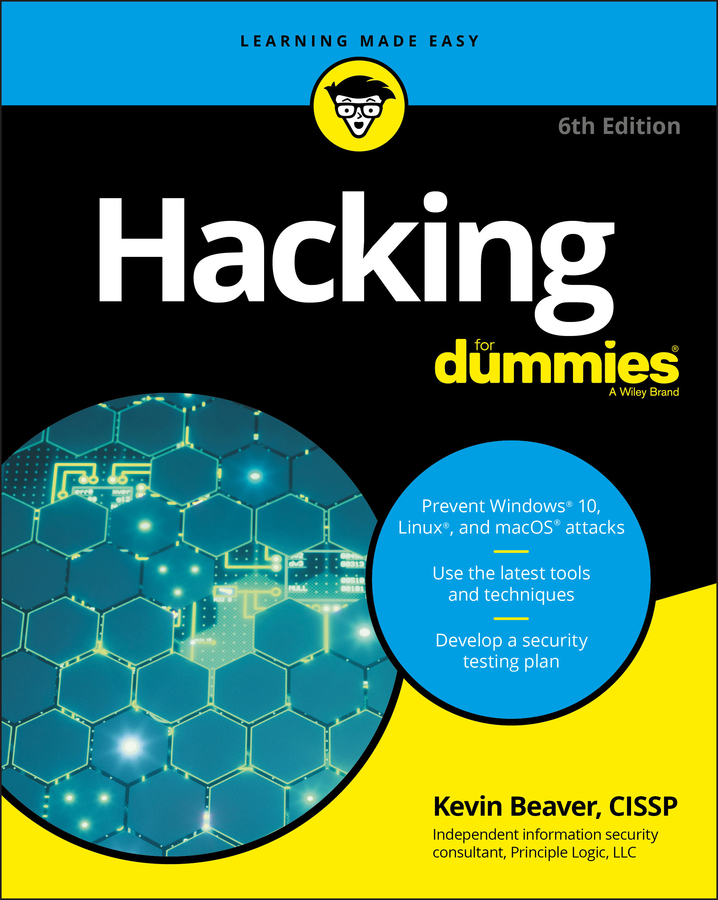 Kevin Beaver Hacking For Dummies kevin beaver hacking for dummies