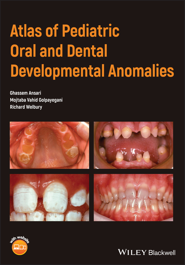 Richard Welbury Atlas of Pediatric Oral and Dental Developmental Anomalies цена