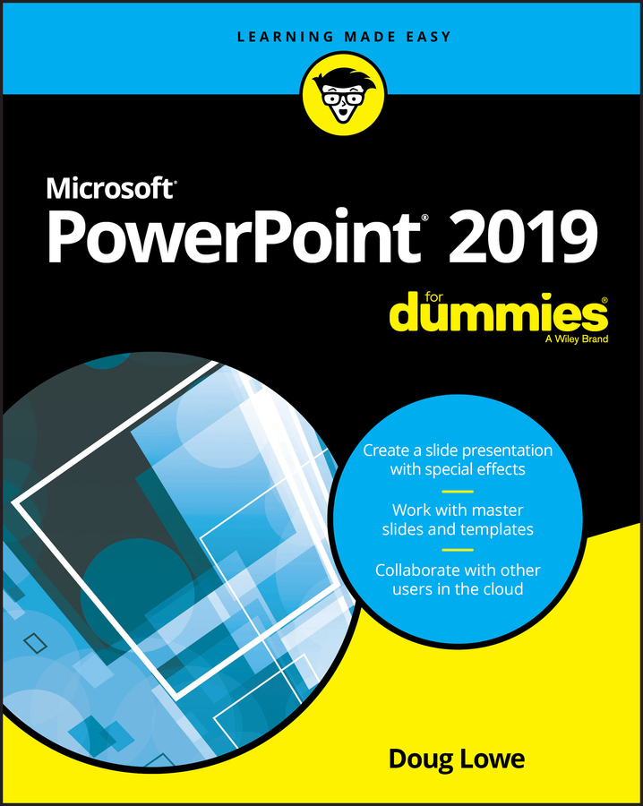 Doug Lowe PowerPoint 2019 For Dummies