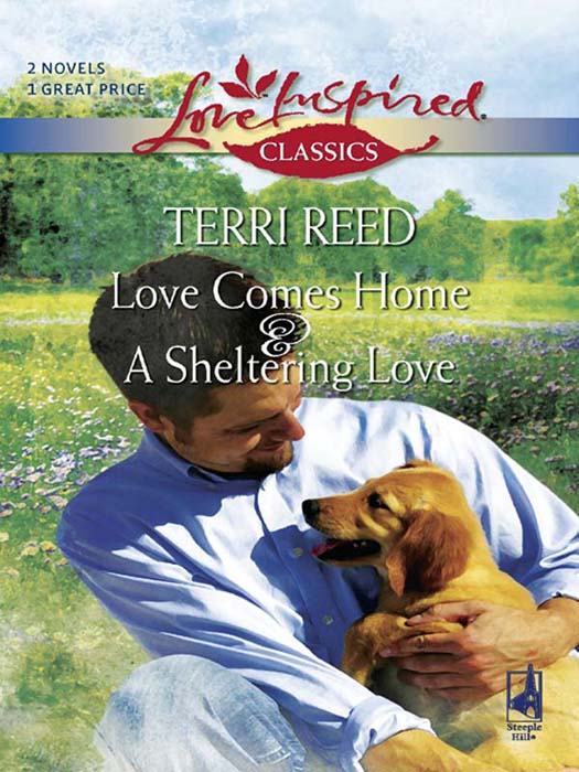 Terri Reed Love Comes Home and A Sheltering Love: Love Comes Home / A Sheltering Love terri reed a sheltering heart