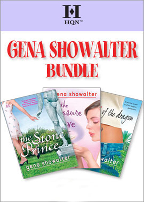 Gena Showalter Gena Showalter Bundle: The Stone Prince / The Pleasure Slave / Heart of the Dragon cang shi the dragon