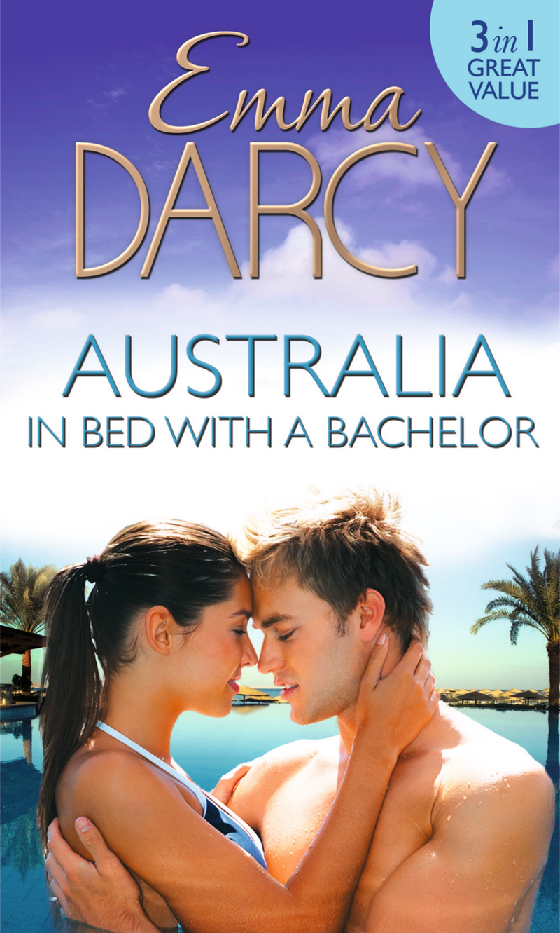 Emma Darcy Australia: In Bed with a Bachelor: The Costarella Conquest / The Hot-Blooded Groom / Inherited: One Nanny цена и фото
