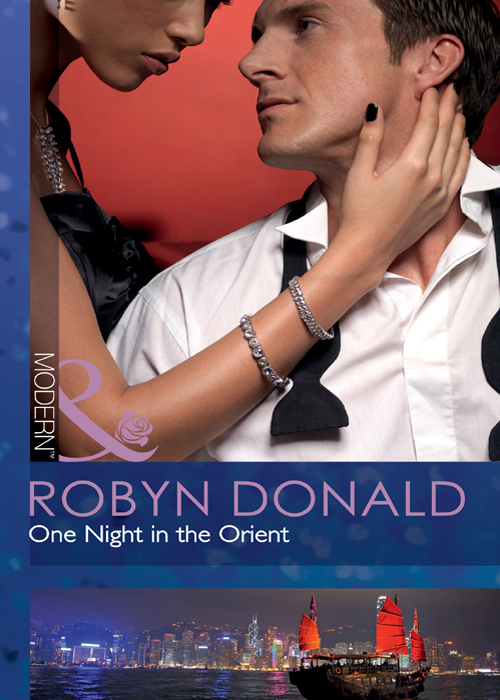 Robyn Donald One Night in the Orient