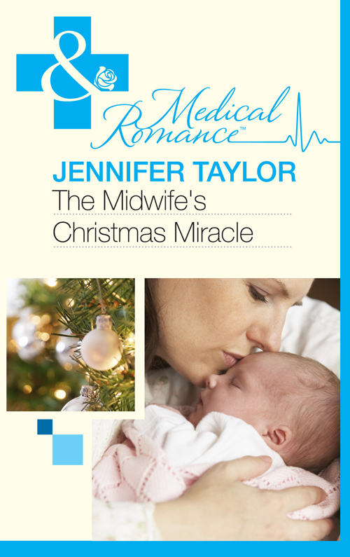 Jennifer Taylor The Midwife's Christmas Miracle