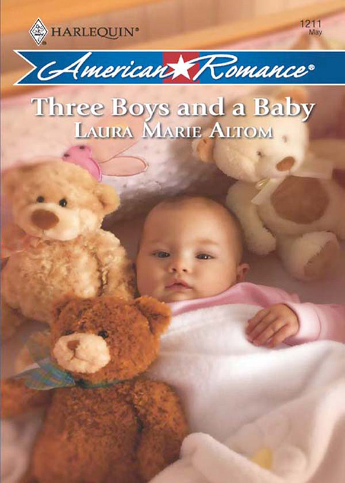 Laura Altom Marie Three Boys and a Baby laura iding wanted parents for a baby