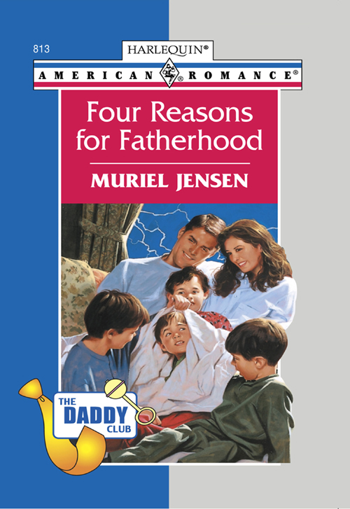 Muriel Jensen Four Reasons For Fatherhood muriel jensen daddy to be determined