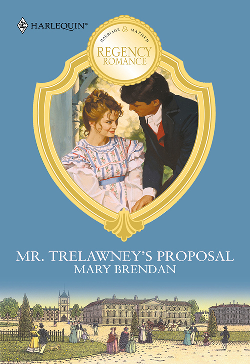 Mary Brendan Mr. Trelawney's Proposal цена