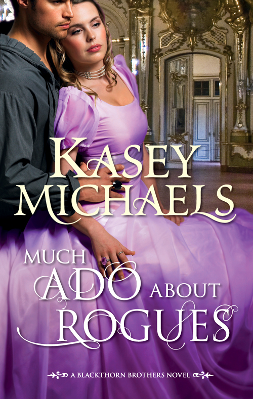 Kasey Michaels Much Ado About Rogues jack and the beanstalk
