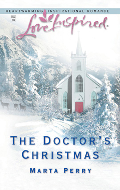 Marta Perry The Doctor's Christmas june russell god s got a plan