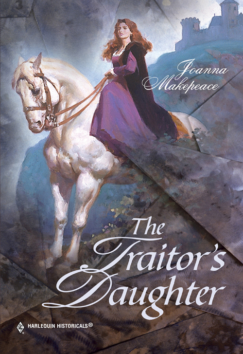 Joanna Makepeace The Traitor's Daughter last man in tower