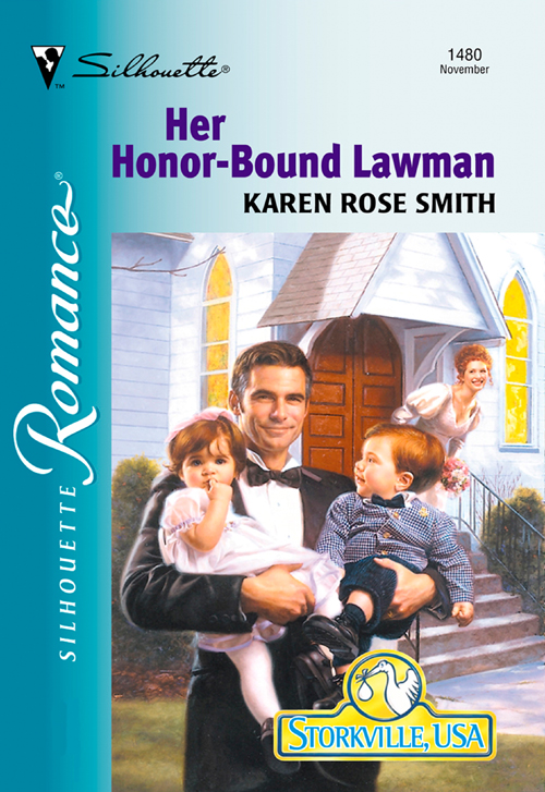 Karen Smith Rose Her Honor-bound Lawman upright dg184bp
