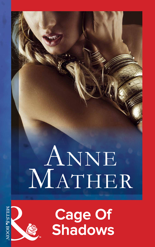 Anne Mather Cage Of Shadows anne mather smokescreen