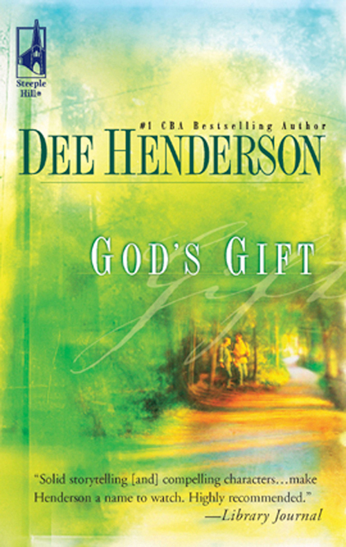 Dee Henderson God's Gift james p d cover her face
