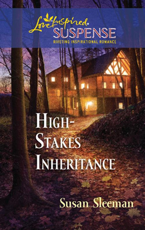 Susan Sleeman High-Stakes Inheritance beth ann ziarnik her deadly inheritance
