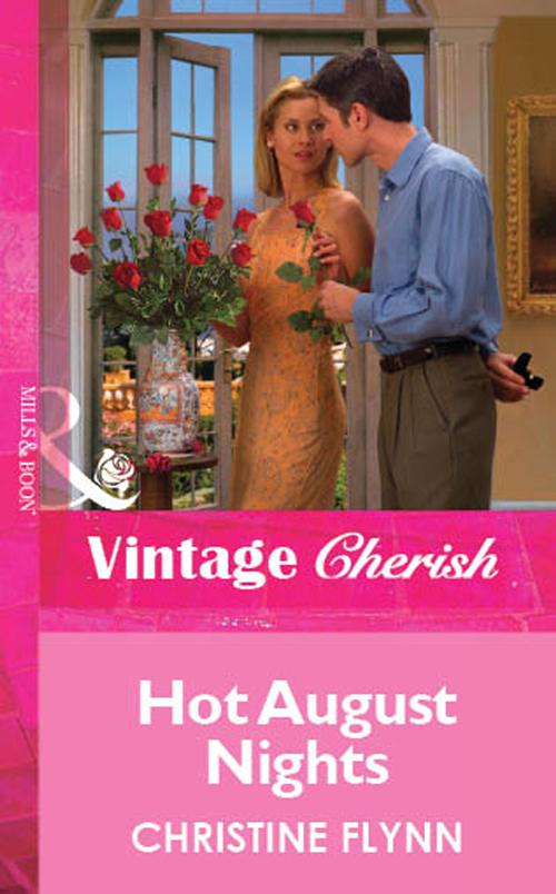 Christine Flynn Hot August Nights matt linart for the lionhearted