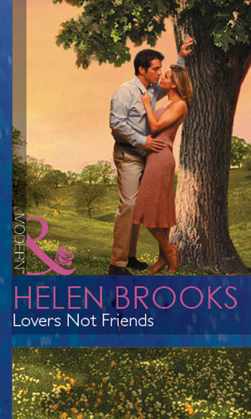 HELEN BROOKS Lovers Not Friends цена