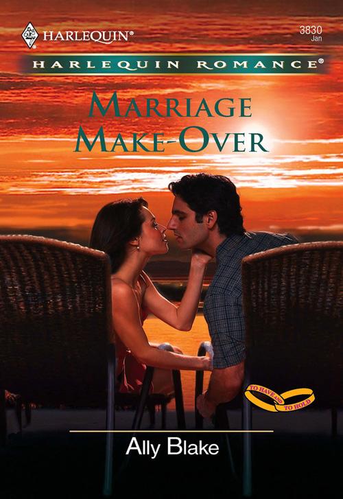 Ally Blake Marriage Make-Over