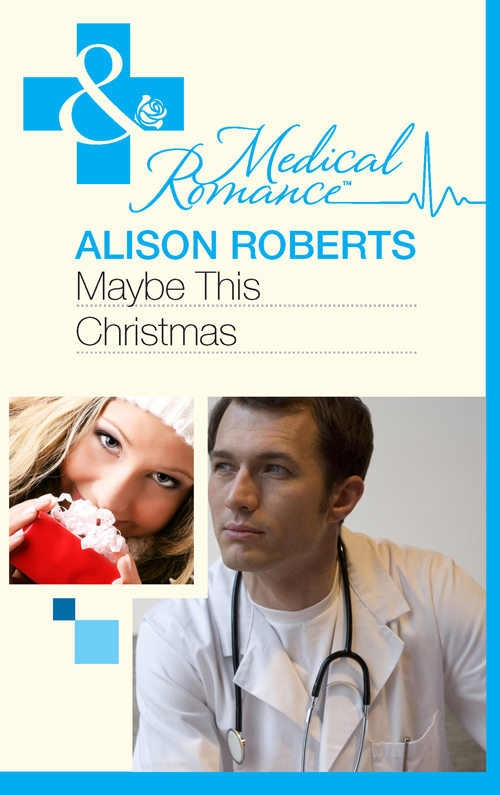 Alison Roberts Maybe This Christmas…? alison roberts the surrogate s unexpected miracle