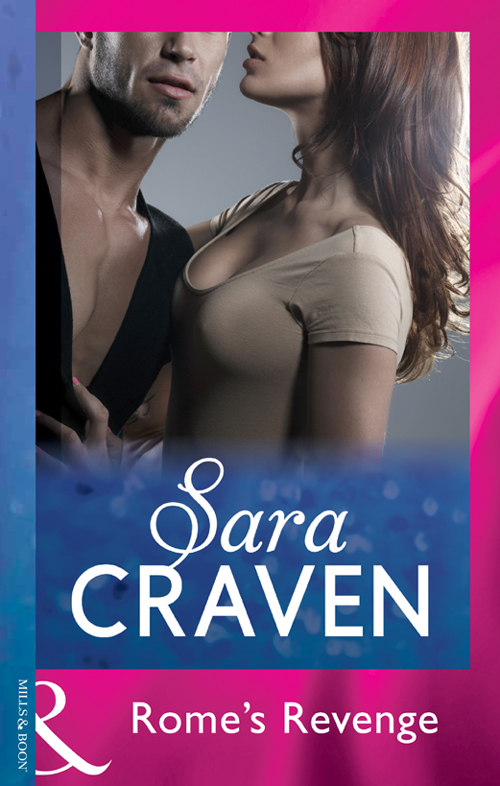 Sara Craven Rome's Revenge the cross to rome
