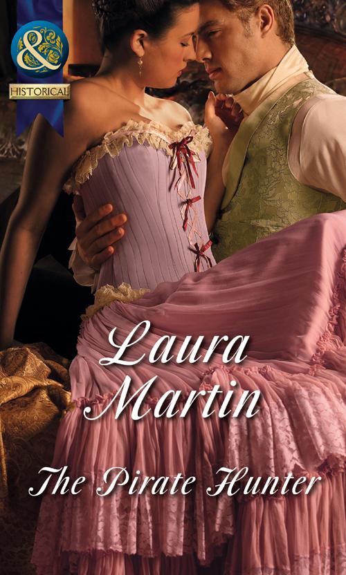 Laura Martin The Pirate Hunter
