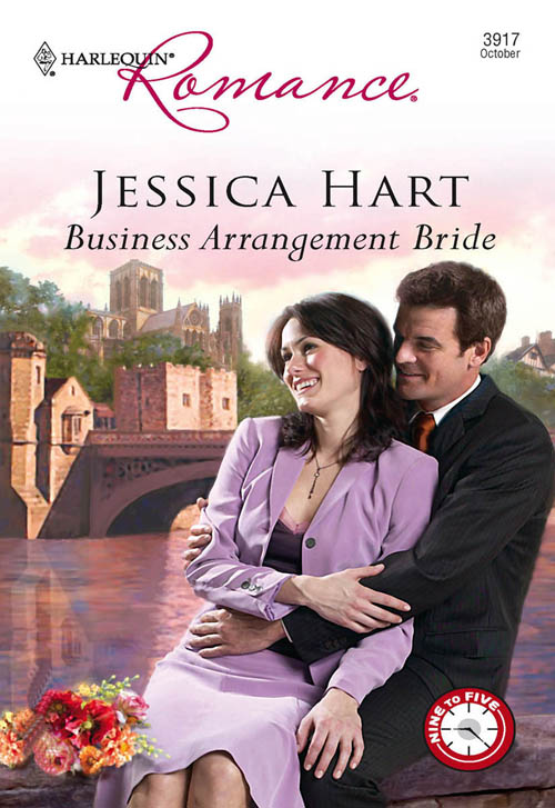 Jessica Hart Business Arrangement Bride that perfect someone