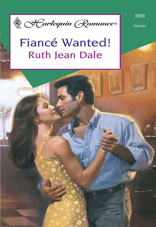 Ruth Dale Jean Fiance Wanted