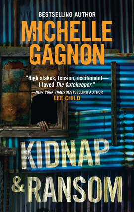 Michelle Gagnon Kidnap and Ransom nevill a the ritual
