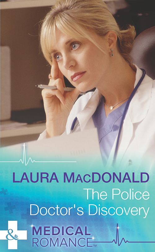 Laura MacDonald The Police Doctor's Discovery life is good boy s tattered chill flag cap