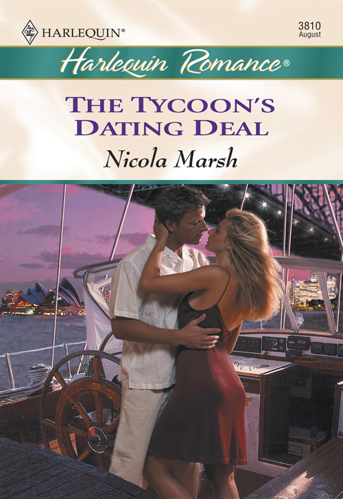 Nicola Marsh The Tycoon's Dating Deal hannah bernard the dating resolution