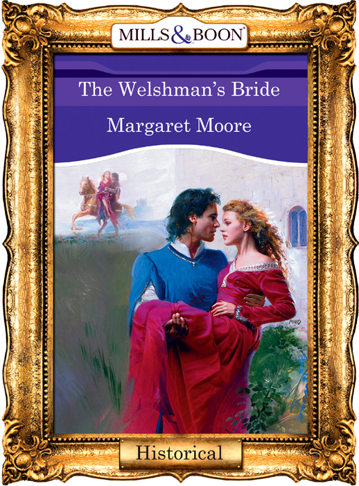 Margaret Moore The Welshman's Bride the charmer