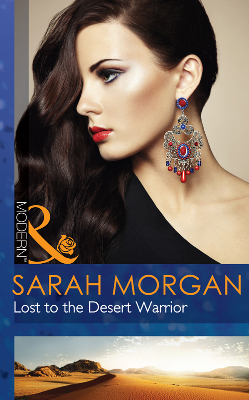 Sarah Morgan Lost to the Desert Warrior secured