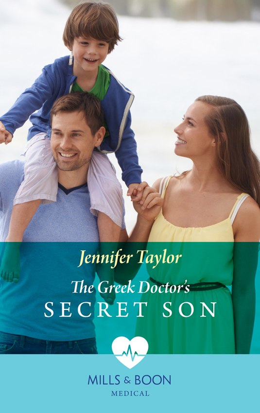 Jennifer Taylor The Greek Doctor's Secret Son amy tan the hundred secret senses