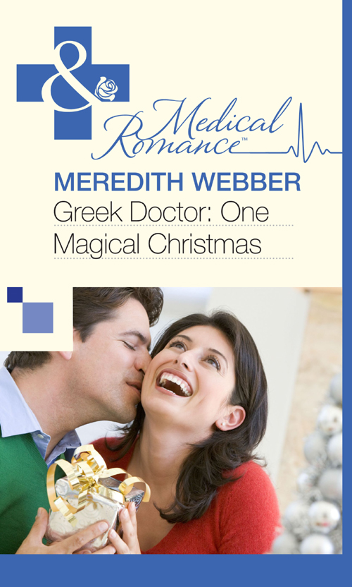 Meredith Webber Greek Doctor: One Magical Christmas цена