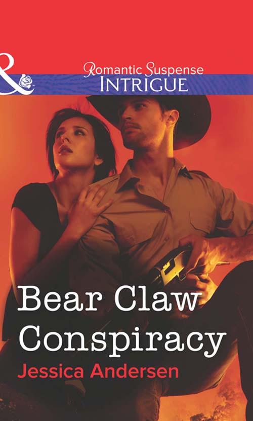 Jessica Andersen Bear Claw Conspiracy цена и фото