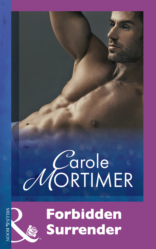 Carole Mortimer Forbidden Surrender