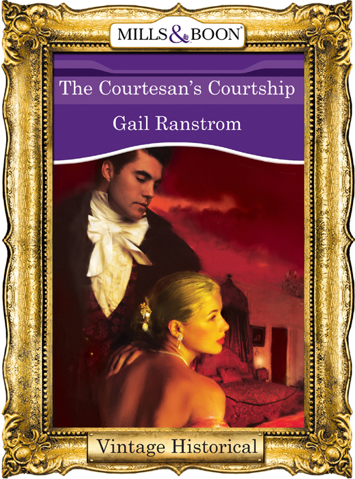 Gail Ranstrom The Courtesan's Courtship gail ranstrom indiscretions
