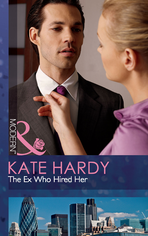 Kate Hardy The Ex Who Hired Her
