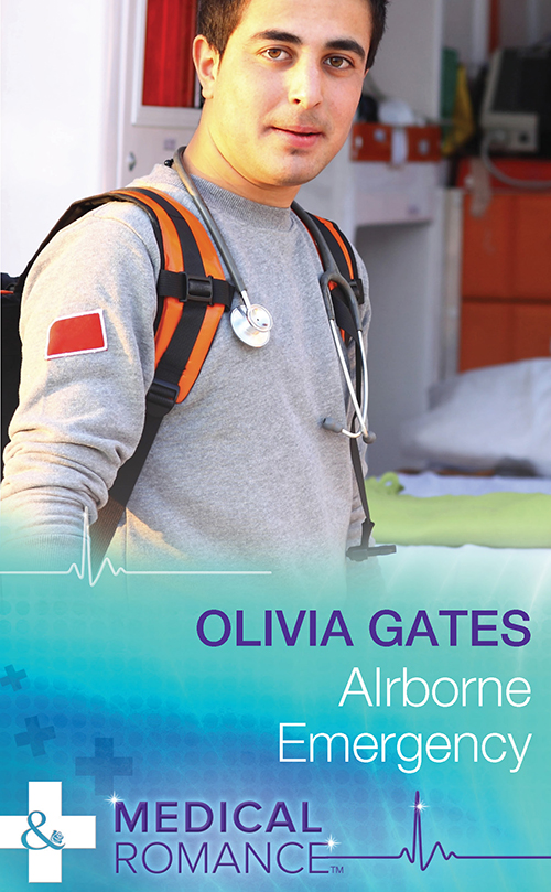 Olivia Gates Airborne Emergency heidi hormel the surgeon and the cowgirl