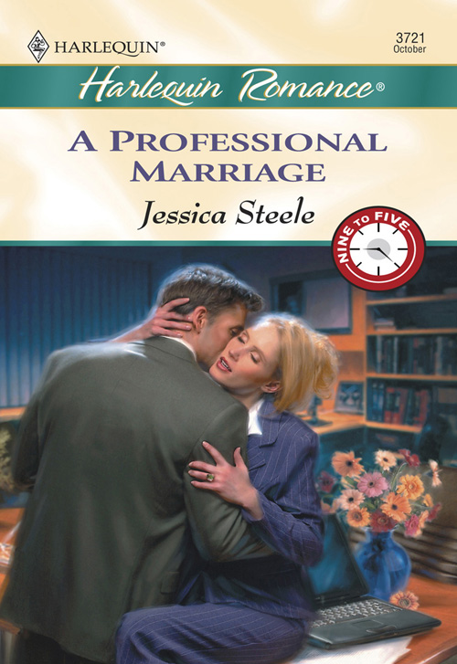 Jessica Steele A Professional Marriage jessica steele part time marriage