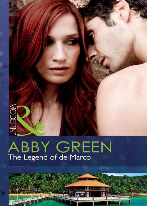 ABBY GREEN The Legend of de Marco the financier