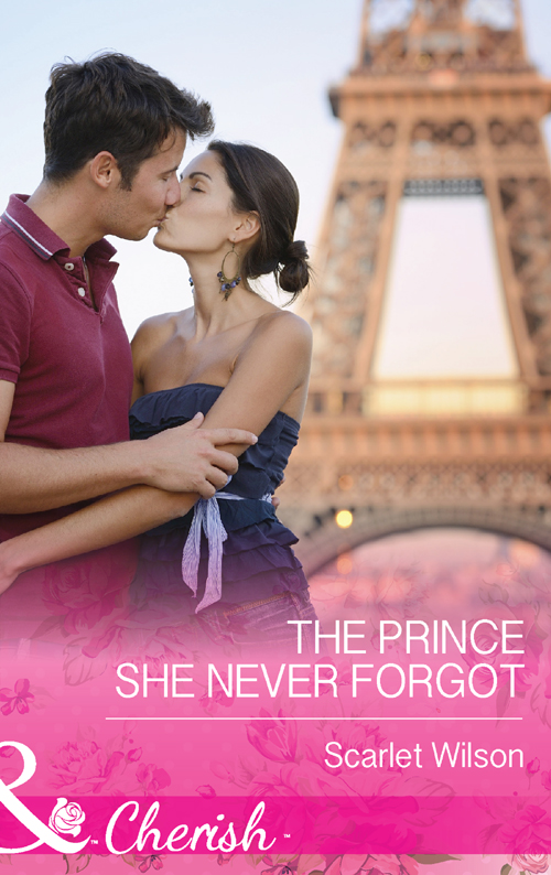 Scarlet Wilson The Prince She Never Forgot a kiss to kill