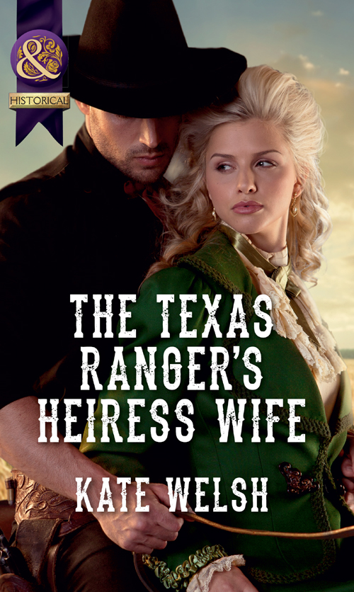 Kate Welsh The Texas Ranger's Heiress Wife hungry as the sea