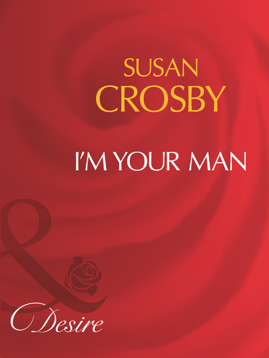 Susan Crosby I'm Your Man simon gandolfi old man on a bike