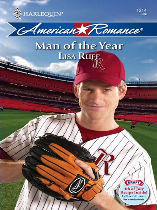 Lisa Ruff Man of the Year