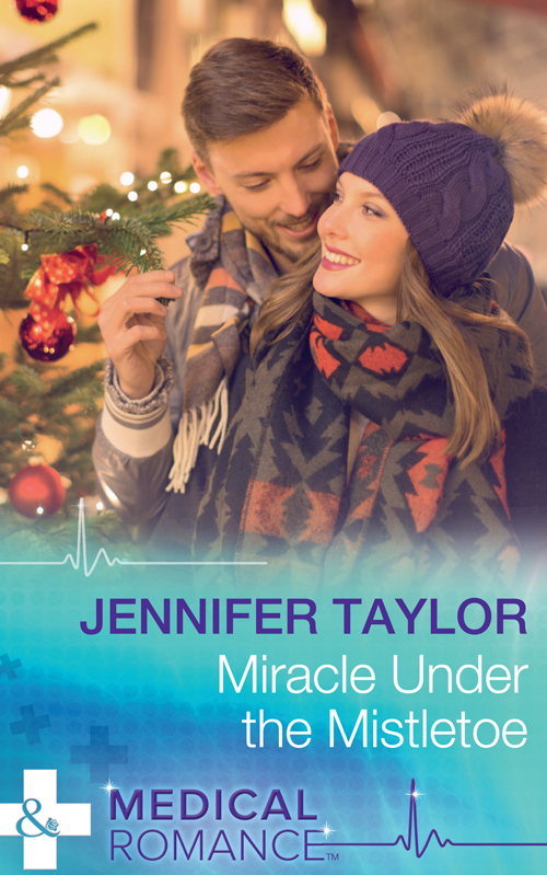 Jennifer Taylor Miracle Under The Mistletoe tis the gift to be simple